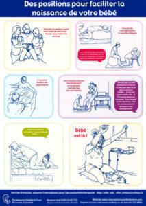 Poster position 1 naissance francais lowrest